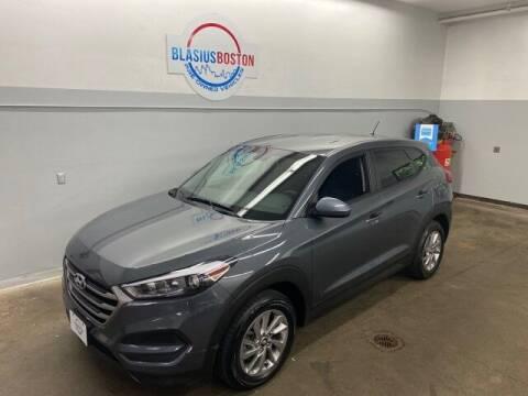 2018 Hyundai Tucson for sale at WCG Enterprises in Holliston MA