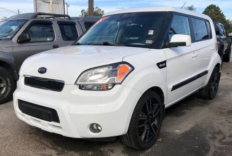 2011 Kia Soul for sale at Steve's Auto Sales in Norfolk VA