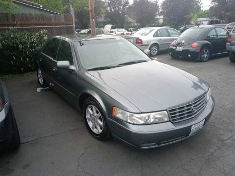 2004 Cadillac Seville for sale at Blue Line Auto Group in Portland OR