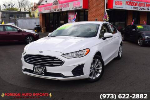 2019 Ford Fusion for sale at www.onlycarsnj.net in Irvington NJ