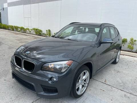 2013 BMW X1 for sale at Auto Beast in Fort Lauderdale FL