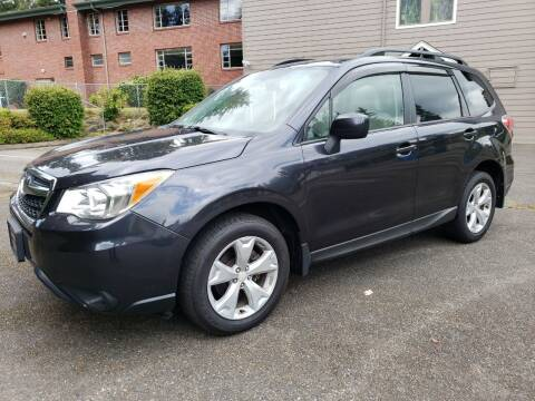 2015 Subaru Forester for sale at Seattle Motorsports in Shoreline WA