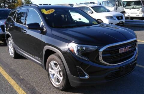 2019 GMC Terrain for sale at Bluebird Auto in South Glens Falls NY