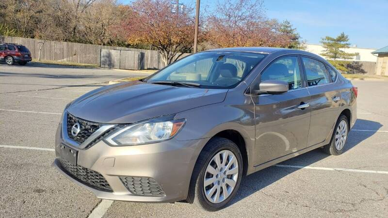 2016 Nissan Sentra for sale at Nationwide Auto in Merriam KS