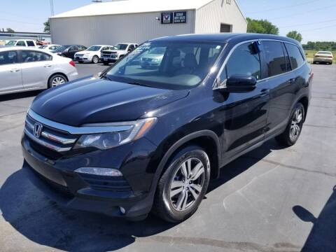 2016 Honda Pilot for sale at Larry Schaaf Auto Sales in Saint Marys OH