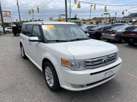 2011 Ford Flex for sale at Sell Your Car Today in Fayetteville NC