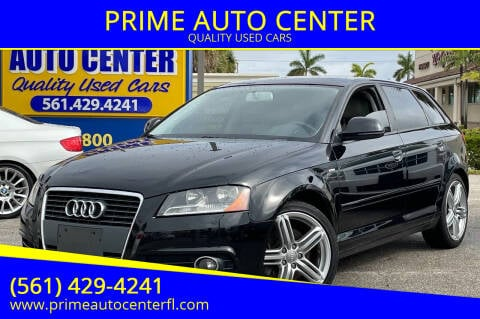 2010 Audi A3 for sale at PRIME AUTO CENTER in Palm Springs FL