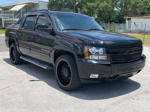2012 Chevrolet Avalanche for sale at Consumer Auto Credit in Tampa FL