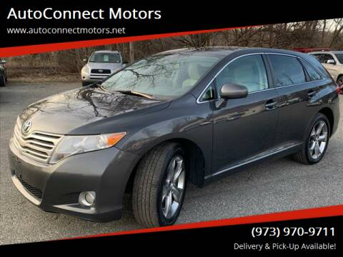 2010 Toyota Venza for sale at AutoConnect Motors in Kenvil NJ