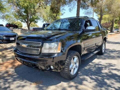 2011 Chevrolet Avalanche for sale at Matador Motors in Sacramento CA