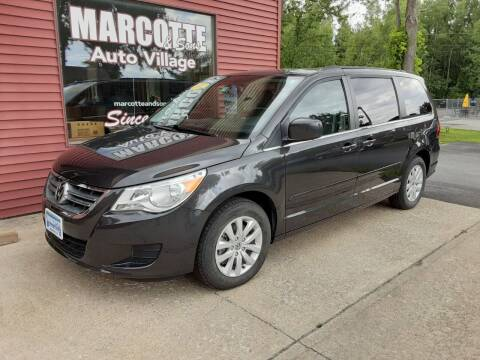 2012 Volkswagen Routan for sale at Marcotte & Sons Auto Village in North Ferrisburgh VT