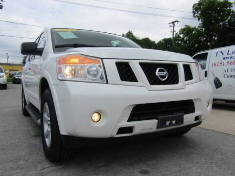 2014 Nissan Armada for sale at A & A IMPORTS OF TN in Madison TN