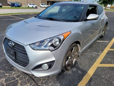 2013 Hyundai Veloster for sale at Vision Motorsports in Tulsa OK