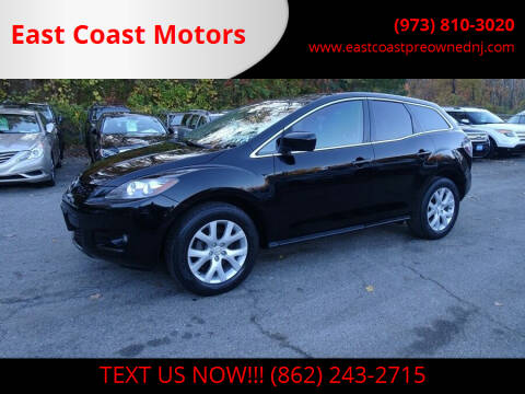 2009 Mazda CX-7 for sale at East Coast Motors in Lake Hopatcong NJ