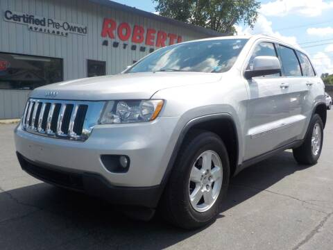 2011 Jeep Grand Cherokee for sale at Roberti Automotive in Kingston NY
