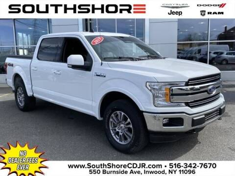 2019 Ford F-150 for sale at South Shore Chrysler Dodge Jeep Ram in Inwood NY