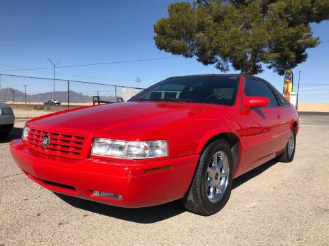 2002 Cadillac Eldorado for sale at Eastside Auto Sales in El Paso TX