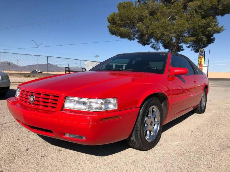2002 Cadillac Eldorado for sale at Eastside Auto Sales in El Paso TX