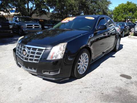 2013 Cadillac CTS for sale at Auto World US Corp in Plantation FL