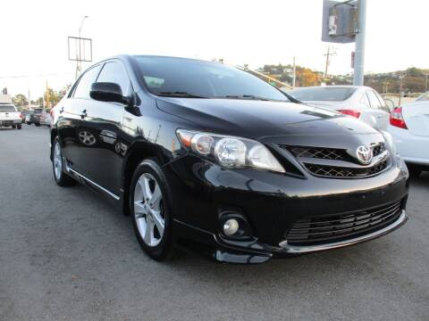 2012 Toyota Corolla for sale at Car House in San Mateo CA