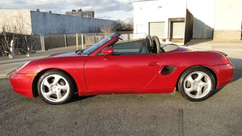 2001 Porsche Boxster for sale at AFFORDABLE MOTORS OF BROOKLYN - Inventory in Brooklyn NY