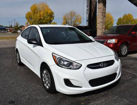 2015 Hyundai Accent for sale at Atlas Auto in Grand Forks ND