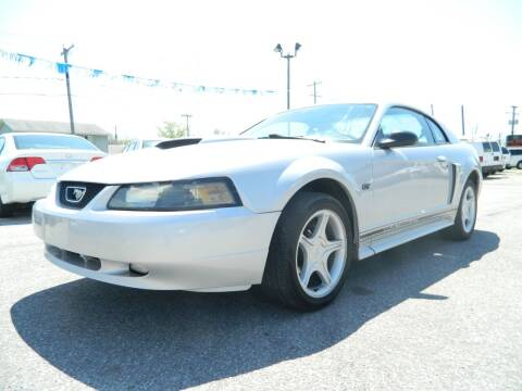 2002 Ford Mustang for sale at Auto House Of Fort Wayne in Fort Wayne IN