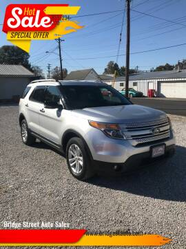 2012 Ford Explorer for sale at Bridge Street Auto Sales in Cynthiana KY
