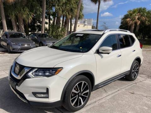 2017 Nissan Rogue for sale at Florida Fine Cars - West Palm Beach in West Palm Beach FL