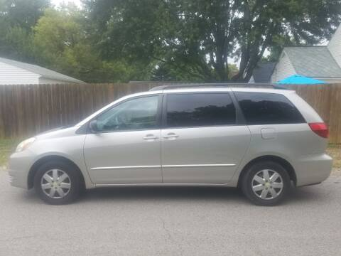 2004 Toyota Sienna for sale at REM Motors in Columbus OH