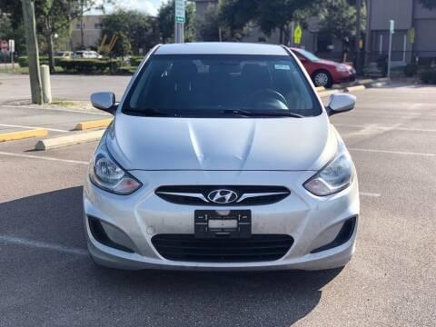 2014 Hyundai Accent for sale at Carlando in Lakeland FL