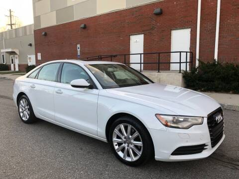 2013 Audi A6 for sale at Imports Auto Sales Inc. in Paterson NJ