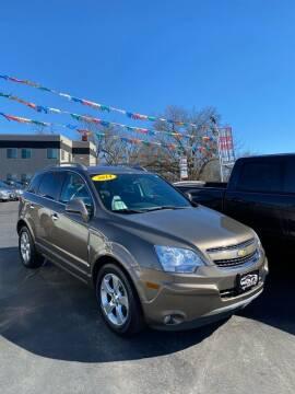2014 Chevrolet Captiva Sport for sale at WOLF'S ELITE AUTOS in Wilmington DE