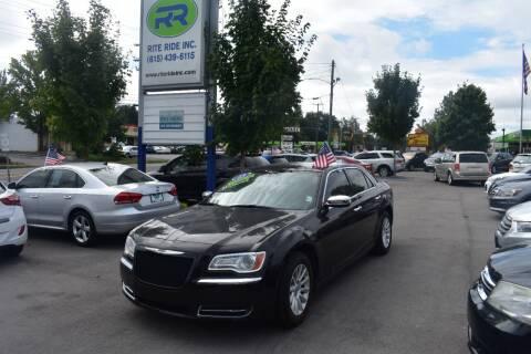 2013 Chrysler 300 for sale at Rite Ride Inc in Murfreesboro TN