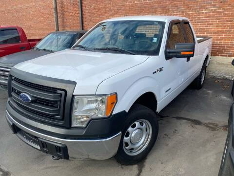 2014 Ford F-150 for sale at Blue Bird Motors in Crossville TN