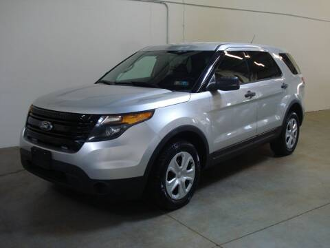 2015 Ford Explorer for sale at DRIVE INVESTMENT GROUP in Frederick MD