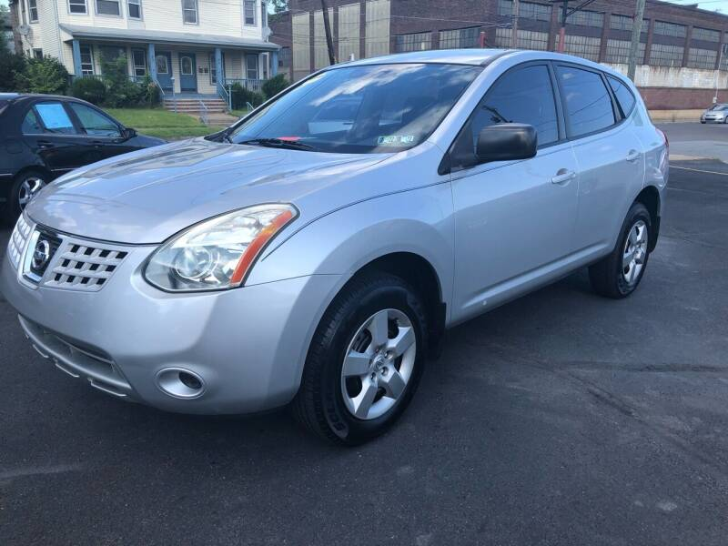 2009 Nissan Rogue for sale at Roche's Garage & Auto Sales in Wilkes-Barre PA