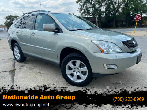 2007 Lexus RX 350 for sale at Nationwide Auto Group in Melrose Park IL
