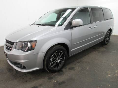 2015 Dodge Grand Caravan for sale at Automotive Connection in Fairfield OH