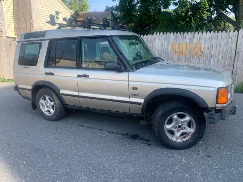 2001 Land Rover Discovery Series II for sale at KOB Auto Sales in Hatfield PA