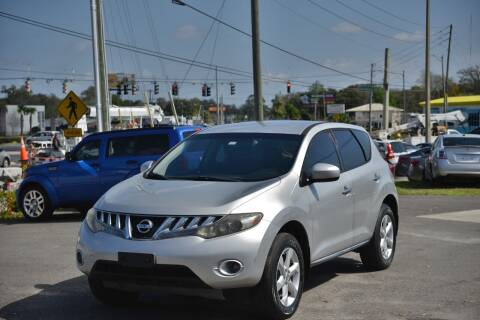 2010 Nissan Murano for sale at Motor Car Concepts II - Kirkman Location in Orlando FL