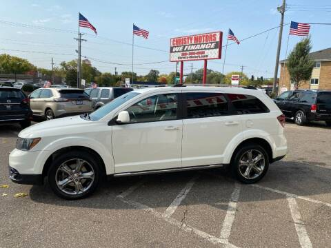 2017 Dodge Journey for sale at Christy Motors in Crystal MN