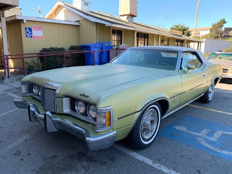1973 Mercury Cougar for sale at Dodi Auto Sales in Monterey CA