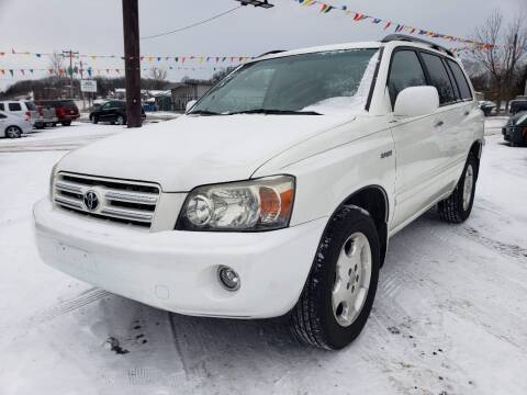 2006 Toyota Highlander for sale at BBC Motors INC in Fenton MO