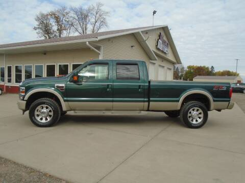 2010 Ford F-350 Super Duty for sale at Milaca Motors in Milaca MN