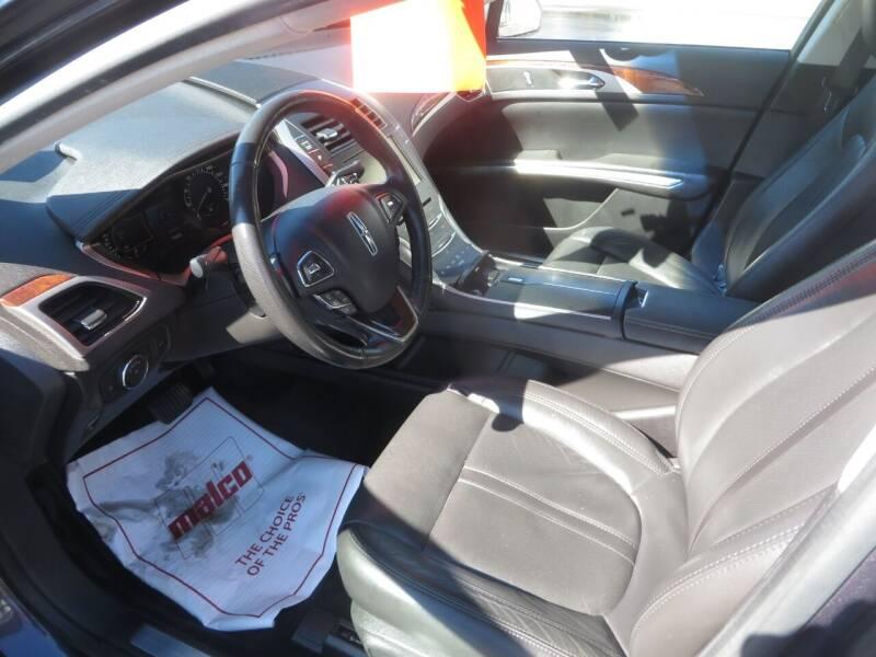 2013 Lincoln MKZ AWD V6 4dr Sedan - Concord NH