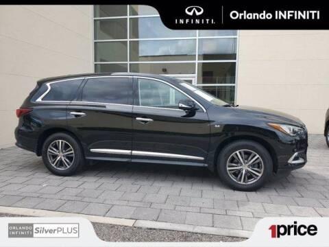 2016 Infiniti QX60 for sale at Orlando Infiniti in Orlando FL