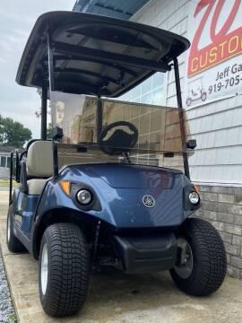 2018 Yamaha DRIVE 2 -- AC POWER TECH for sale at 70 East Custom Carts LLC in Goldsboro NC