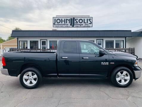 2017 RAM Ram Pickup 1500 for sale at John Solis Automotive Village in Idaho Falls ID