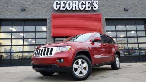 2013 Jeep Grand Cherokee for sale at George's Used Cars - Pennsylvania & Allen in Brownstown MI